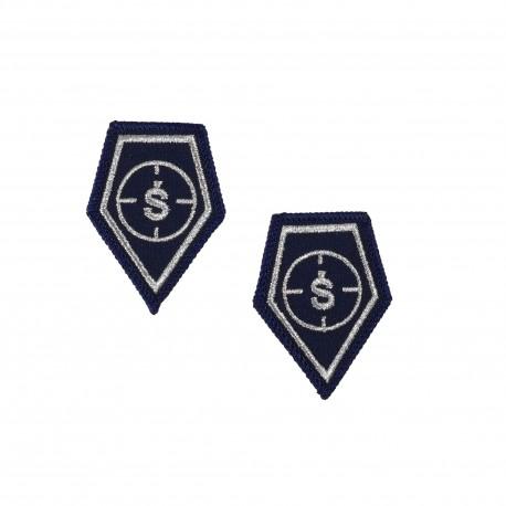 Korpusówka Centralne Biuro Śledcze Policji - CBŚP - haft