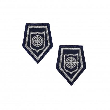 Korpusówka Oddział prewencji - haft