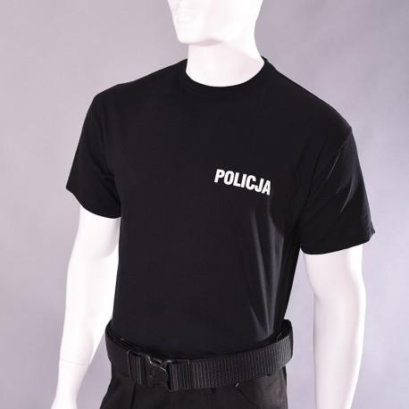 Koszulka t-shirt czarna