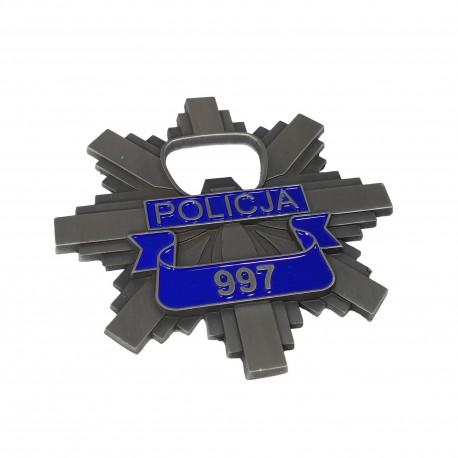 Otwieracz do butelek Policja 997