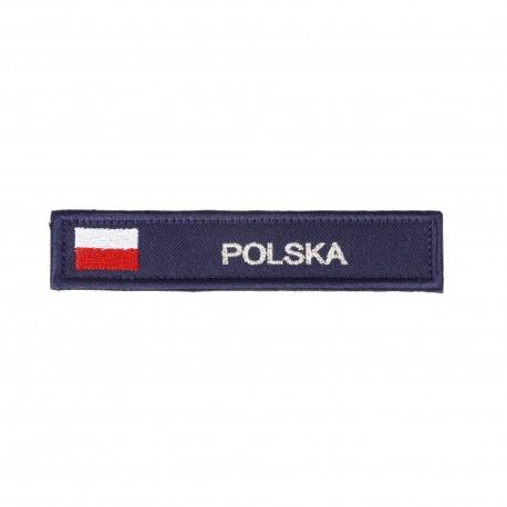 Identyfikator haftowany - POLSKA