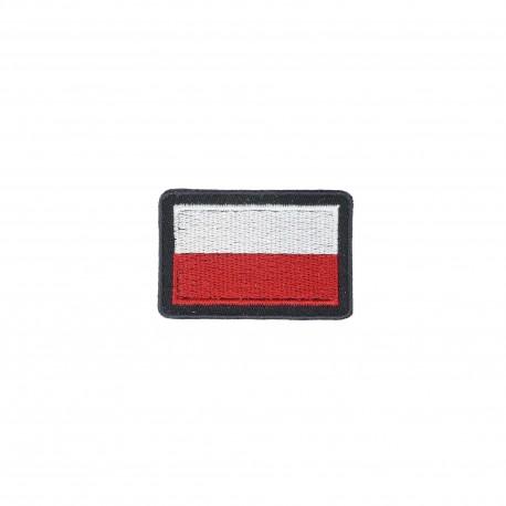 Emblemat flaga Polski