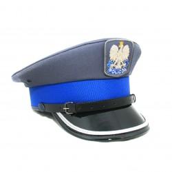 Czapka gabardynowa - młodszy oficer