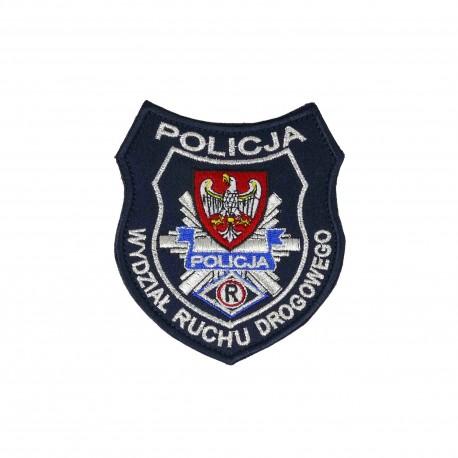 Emblemat KWP w Poznaniu Wydział Ruchu Drogowego