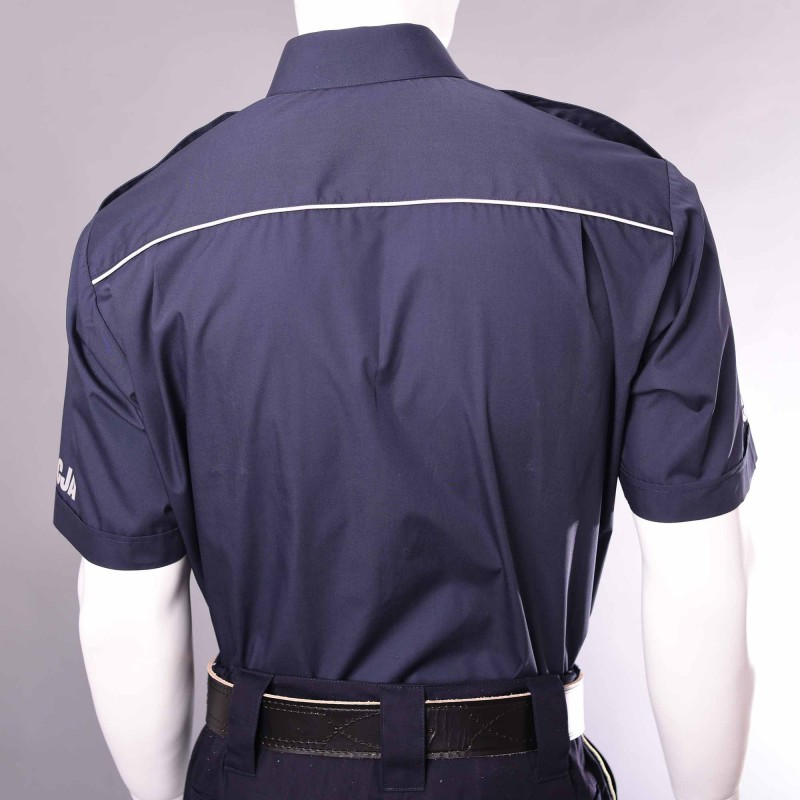 Koszula policyjna służbowa z długim rękawem Wólczanka