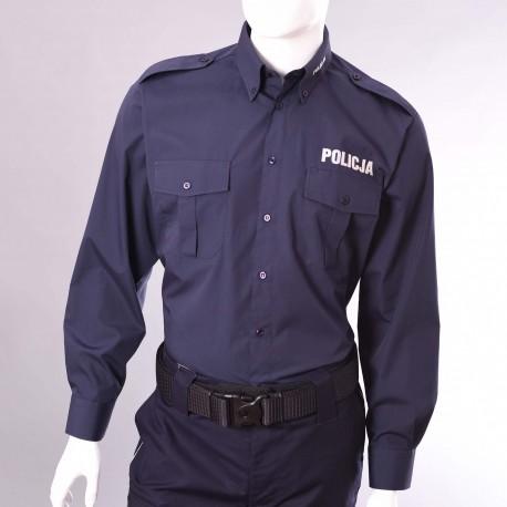 Koszula służbowa z krótkim rękawem Wólczanka