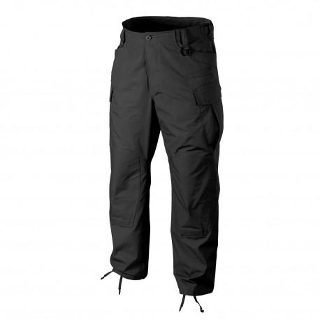 Spodnie SFU NEXT® - PolyCotton Ripstop - Czarne