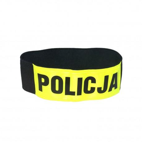 Opaska na ramię POLICJA