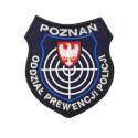Emblemat Oddział Prewencji Policji Poznań