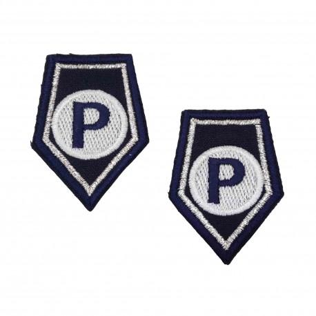 Korpusówka Służba Prewencyjna - haft