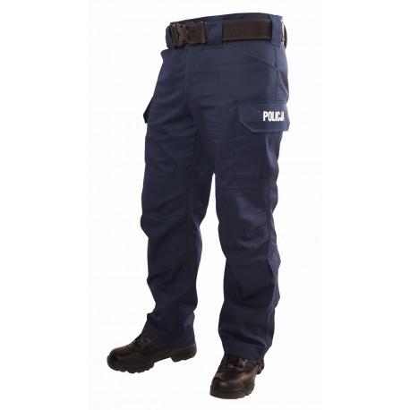 Spodnie ćwiczebne Rip-Stop POLICJA