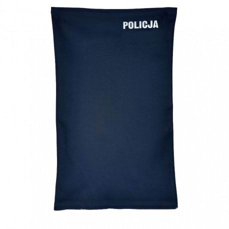 Komin ochronny bawełniany Policja