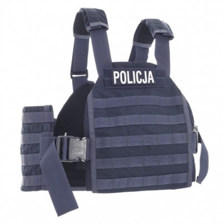 KAMIZELKA PLATE CARRIER POLICJA