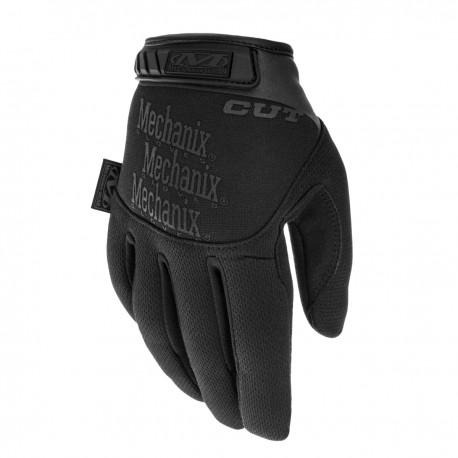 Rękawice antyprzecięciowe Mechanix Wear Pursuit D5 Black (TSCR-55)