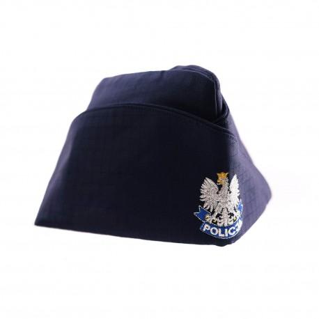Furażerka do munduru ćwiczebnego POLICJA