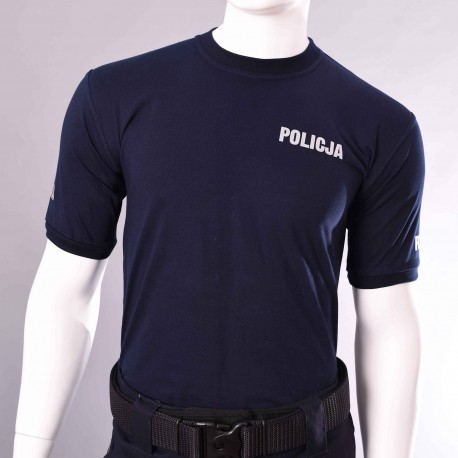 Koszulka t-shirt granatowa