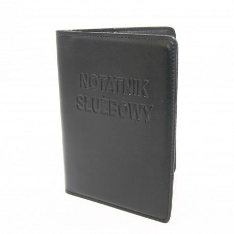 Etui na notatnik służbowy